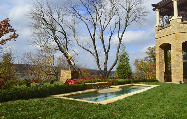olathe landscape design architect and olathe swimming pool designer michael given is certified by the society of watershape designers - Swimming Pool Designers