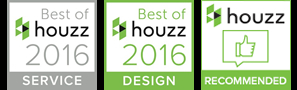 Best of Houzz for Service and Design